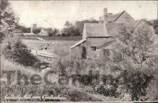 CHELTENHAM Cubberly Mill Postcard GLOUCESTERSHIRE Yes or No Series
