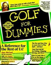 For Dummies: Golf : A Reference for the Rest of Us by John Huggan and Gary McCo…