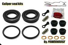 Suzuki GS 650 G front brake caliper seal repair rebuild kit 1981 1982 GX GZ