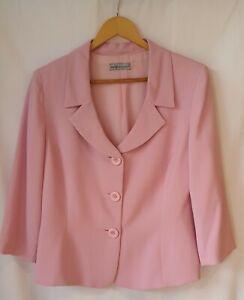 Designer Women's Suit Powder Pink - Anthea Crawford