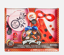 Miracoloso essere MARINETTE & Ladybug Dress Up Set * Nuovo di Zecca *