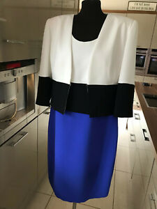 Michaela Louisa, size 16, Mother of the Bride, shift dress + jacket, very pretty