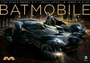 MOEBIUS 1/25 Batman vs Superman Dawn of Justice: Batmobile -New in Box