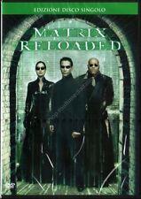 MATRIX RELOADED - DVD NUOVO!