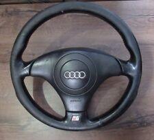 Audi A4 B5 Leder Lenkrad S-Line 4B0419091E 8D0880201H