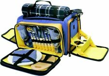 Lasting Impressions J915 Recreation 2 Person Picnic Set with Blanket