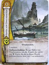 A Game of Thrones 2.0 LCG - 1x #059 Hafen von Drachenstein - Base Set - Second