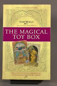 The Magical Toy Box by Caitlin Matthews, John Matthews (Cards, 2010) - New