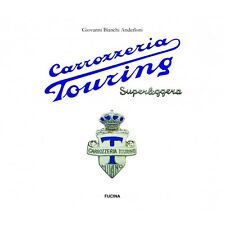CARROZZERIA TOURING SUPERLEGGERA - ENGLISH EDITION - LIVRE NEUF