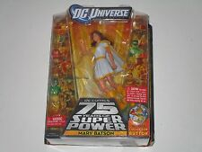DC Universe ~ 75 Years of Super Power ~ Mary Batson Action Figure **NEW**