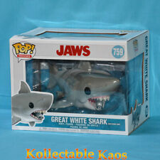"Jaws - Jaws with Diving Tank 15cm(6"") Super Sized Pop! Vinyl Figure #759"