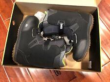 New listing Rome Sds Stomp Men Snowboard Boots Black Sz 11
