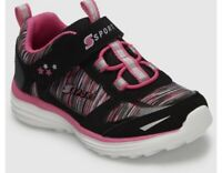 Toddler Girls S Sport By Skechers Tyro Performance Athletic Shoes Sneakers Black