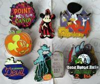 Halloween 2017 2018 2019 Mickey Mouse Set Disney Store Choose a Pin