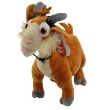 "TY Beanie Baby 6"" LUPE Goat (Ferdinand) Plush Stuffed Animal w/ Heart Tags 2018"
