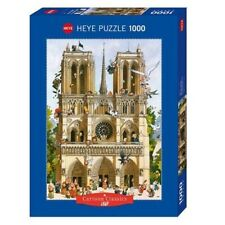 JEAN-JAQUES LOUP - VIVE NOTRE DAME! - Heye Puzzle 29905 - 1000 Teile Pcs.