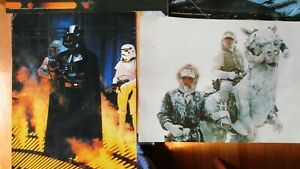 6 Star Wars Photos, Empire Strikes Back-1980 Lucasfilm