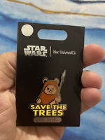 2021 Disney Parks Ewok Save The Trees Her Universe Pin New