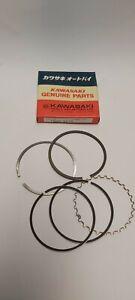 KAWASAKI KZ440 LTD 1980-1984 GENUINE PISTON RING SET PART NUMBER 13025-5015