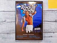 Shaun T's Rockin' Body DVD Includes 4 Workouts! Fitness / Used Very Good Cond.