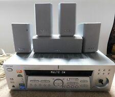 Sony STR-K840P Reciever 5.1 Surround Sound DTS AM/FM + Speakers