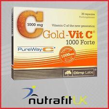 OLIMP GOLD VIT C 1000 FORTE vitamin C antioxidant immune system