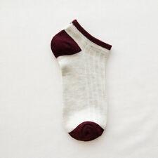 Mens Trainer Sports Ankle socks Black White Ankle Liner Summer Gym Invisible