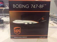 1:400 Phoenix UPS Boeing B747-8F  N605UP