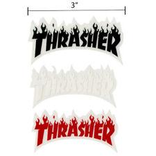 Thrasher Skateboard Sticker 3.5in K card