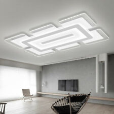 Acrylic LED Ceiling Light Home Lamp Modern Indoor Living Room Bedroom Chandelier
