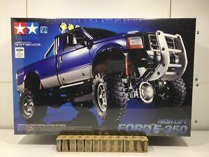 Tamiya 58372 1:10 RC Ford F-350 HighLift 4x4 3-Gang