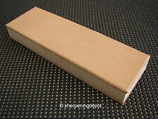 Leather Strop Block Sharpen Tools Knives Razors Two sided + Compound
