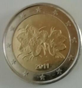 Pièce de 2 euros Finlande 2011 très bon état