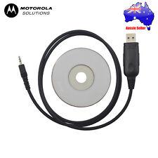 MOTOROLA USB Programming Cable (2.5 Stereo Plug).