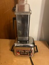 New ListingVita- Mix 3600 Plus Blender Mixer W/stainless Pitcher See Description