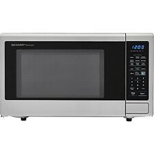 Sharp Carousel 1.4 Cu. Ft. 1000W Countertop Microwave Oven NEW