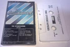 THE ENTERTAINERS Rare CASSETTE TAPE Beach Music SOUL Funk 1983 C HM 2035