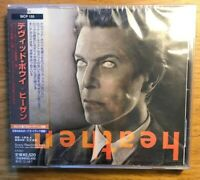David Bowie – Heathen Japan Sony Records Int'l – SICP 155 MINT Sealed 13 Track