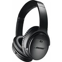 Bose QC35 ii Quiet Comfort Wireless Over-Ear Headphones Black Like New (VG)