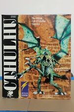 Inteleg Official Call Of Cthulhu Vinyl Kit New