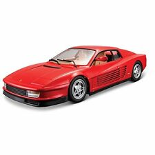 Coches, camiones y furgonetas de automodelismo y aeromodelismo Ferrari de escala 1:8