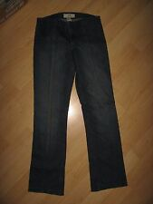 Armani Exchange Jeans - Low Rise Dark Blue Faded Women's Jeans Petite Size P0