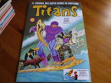 TITANS n° 104 de 1987 X-MEN - EPSILON - VENGEUR DE LA COTE OUEST TBE comme neuf