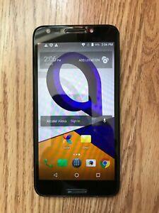 ALCATEL A30 - 32GB - Prime Black (Unlocked) Smartphone