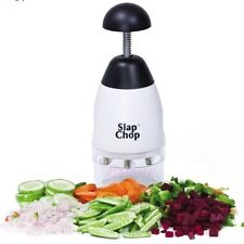 NEW Practical Vegetable Garlic Fruit  Triturator Chop Cutter  Food Chopper Slap