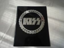Kiss Japan brochure Tour concert program photo book From Japan Good