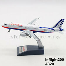 1:200 InFlight200 Canadian Airlines A320 C-FNVV With Stand IF3201217