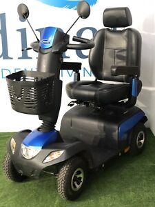 **AUTUMN SALE** Invacare Orion Metro Electric Blue 8MPH Mobility Scooter