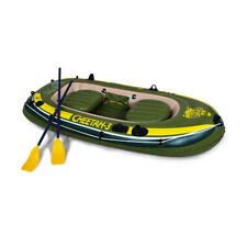 CHEETAH NEW Inflatable Commercial PVC Dingy Raft Fishing Platform Boat 3-4