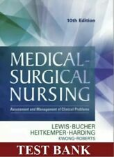 (PDF) Testbank - Medical Surgical Nursing 10th Edition Lewis